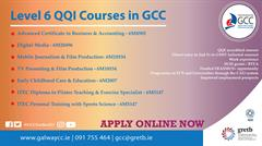 Apply Now for Level 6 Courses