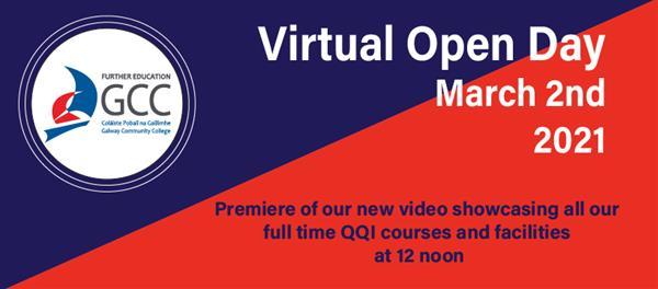 Virtual Open Day 2021 Video Premiere