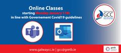 Online classes to resume on January 11th